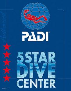 PADI-five-star